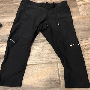 Nike Dri Fit running crops